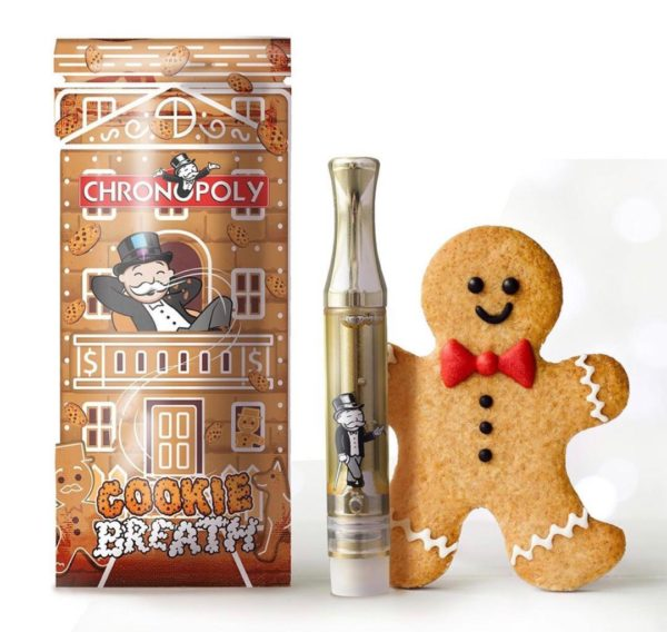 BUY CHRONOPOLY COOKIE BREATH CARTS ONLINE