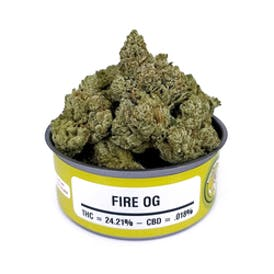 Buy Fire OG Space Monkey Meds