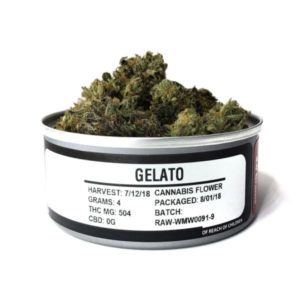 Buy Gelato Space Monkey Meds
