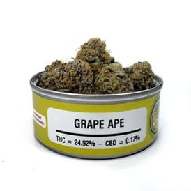 Buy Grape Ape Space Monkey Meds