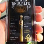 buy Forbbiden fruit brass knuckles online