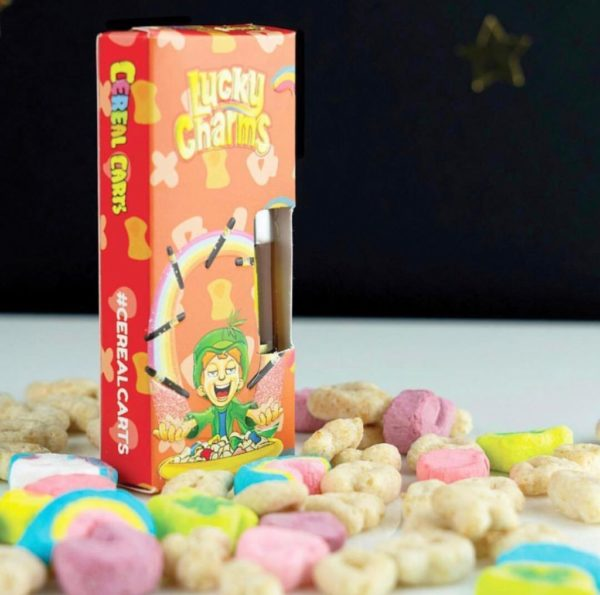 BUY LUCKY CHARMS CEREAL CARTS