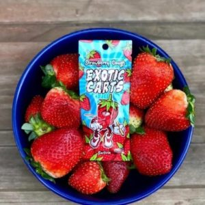 buy strawberry cough exotic carts online $25